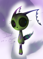 jewel as a psychoso by Nedrian
