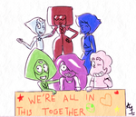 We're all in this together by NeverWastedTime