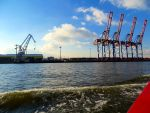 Hamburg Feb 2015 - Containerhafen 03 by Sarkytob