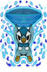 Pokemon - Piplup by dragonfire53511