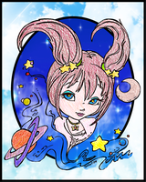 Capricorn colored by Catsie95