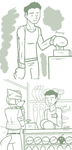 Little Mac Punches In by Mister-Saturn
