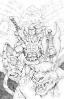 He-Man - Final Version by acosorio