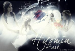 Hyomin Park Wallpaper by HanaBell1