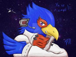 Falco by D3ltaPunk