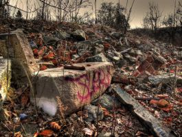 Hell House rubble 2 by Scipio164