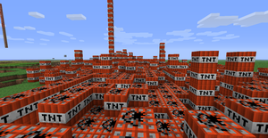 Town of TNT by Bast68