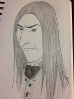 Snape Doodle 260 by dragoon811