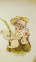 Rita Skeeter by eighthSun