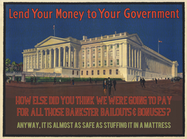 Lend Your Money to Your Government by poasterchild
