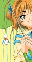 Cardcaptor Sakura 'Honey' by hoatongoc