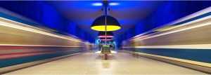 Subway III by Dr007