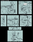 Commish - Shrunk In the Wash by Caretaker-of-Myth