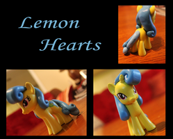 Custom Lemon Hearts *FOR SALE* by Crazypurplebat