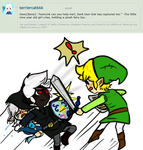 Ask Toon Link 59 by To0nLink