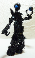 Bionicle MOC - Zero Star 2.2 - Main Deviation by Alex-Darkrai