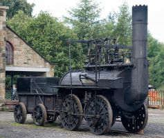 Beamish steam stock 8 by Random-Acts-Stock