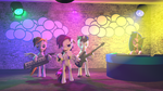 Concert Star Fall by TailsGoldFox
