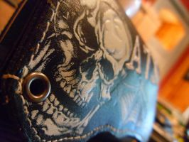 Avenged Sevenfold wallet by CannibalBlowjob