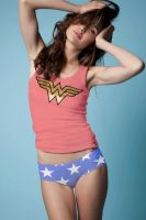 Meet Wonder Woman by NigelHalsey