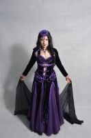 STOCK - Gothic in Purple by Apsara-Stock