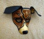Persian Hound Mask no.2 by merimask