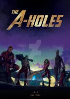A-holes by DanielEllyot