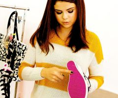 Selena Gomez Yellow 1 by Sweet-Tizdale
