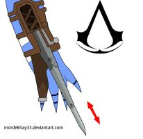 Assassin Creed regular show by Mordekhay33