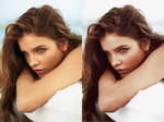 Barbara Palvin Coloring by ApolosPlace