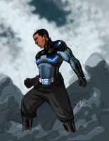 AdamA New Suit sketch by Chizel-Man