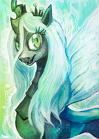 Chrysalisssss by AgentCorrina