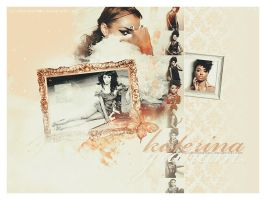 Katerina Graham by ultraVioletSoul