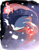 Red Wisp :Preview: by sapphii