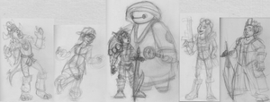 [WiP] Big Hero 6 Dresspheres by Manda-of-the-6