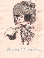 :. commission - Heartcature .: by tomoki-chan