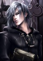 Zexion by KHpointy-ears-club