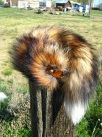 Red Fox Tail - for sale! by SPWilder