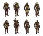 Iron Man Steampunk redesigns by Chaimon