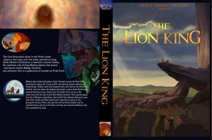 The Lion King DVD Cover by dyb