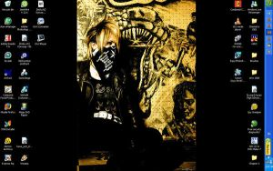 Reita in Leather by clodhoppin