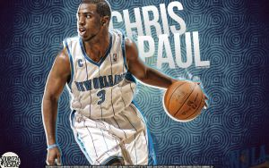 Chris Paul CP3 Wallpaper by IshaanMishra