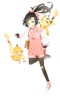 Pokemon OC - Edith