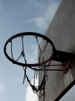Basketball Goal by nosajlay