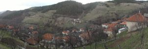 Village Panorama by MrRoomservice