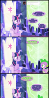 Rainbow Tales Replies: Concerning Absence by Narflarg