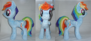 Rainbow Dash v.2 additional views by LavenderExtract