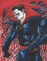 Mr. Sinister by olybear
