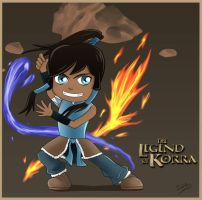 .: The Legend of Korra :. by Zelinky