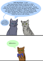 Bluestar's Awesome Dad by The-Skykian-Archives